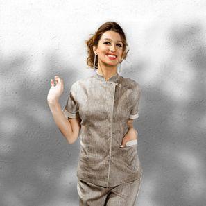 Униформа для работников СПА-салонов